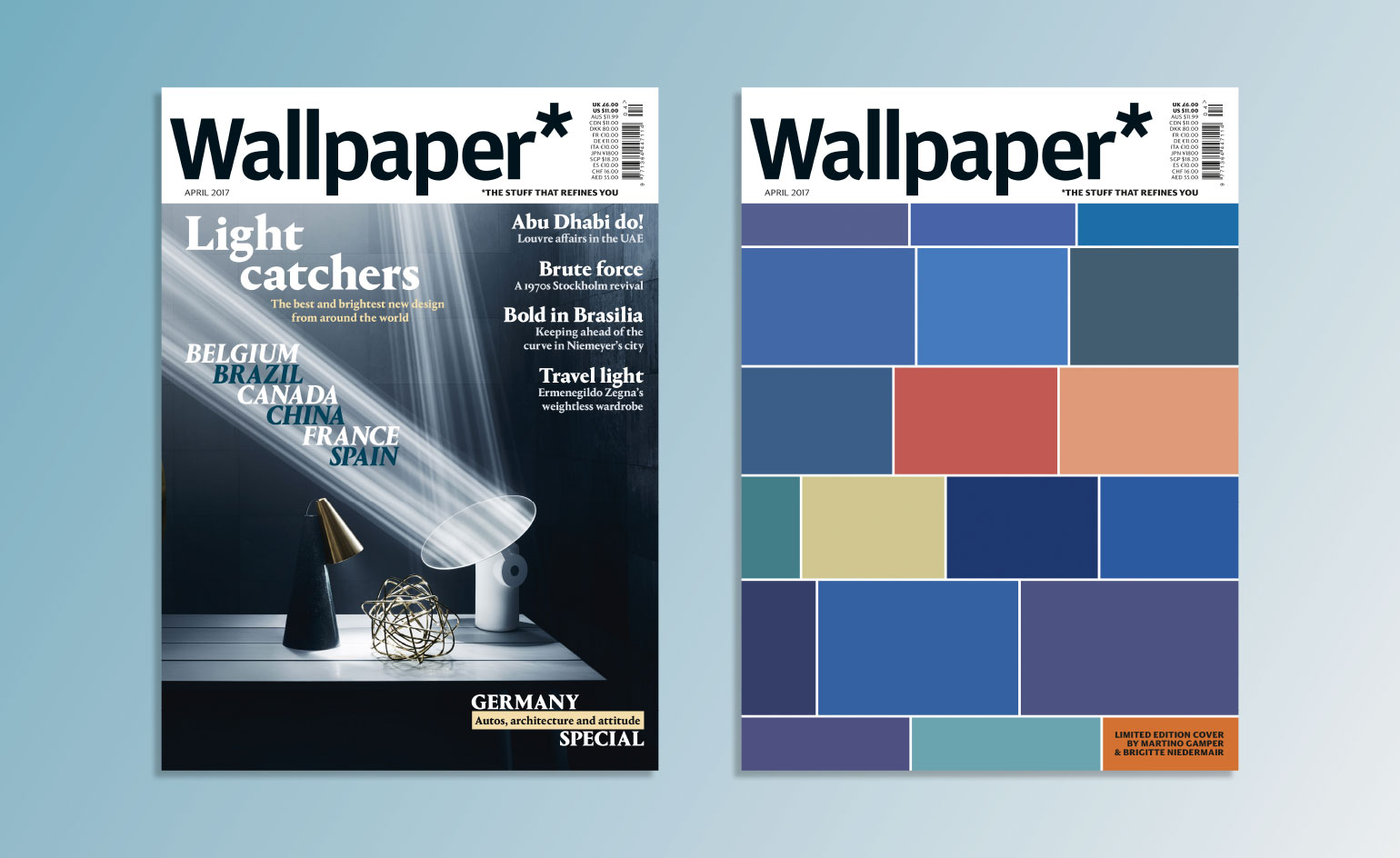 Wallpaper Magazine Kitchen Design From Dazzling New Design To Teutonic Shifts See Inside