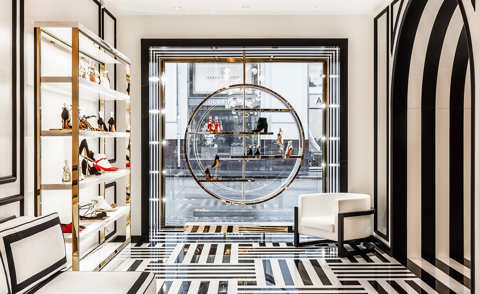 Furniture Stores Santa Maria Aquazzura 39s New Moscow Store Make Over By Studio Casa Do