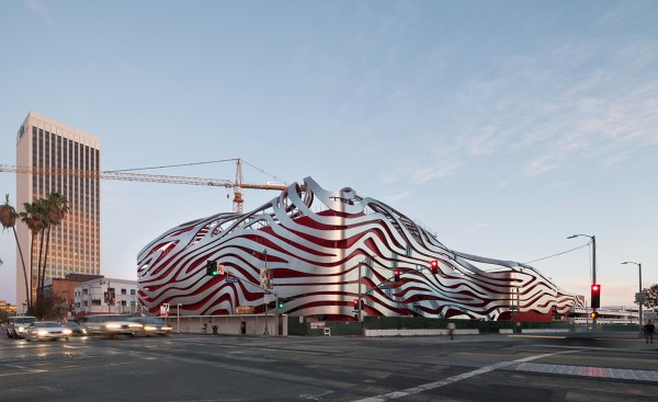 Petersen Automotive Museum, L.A.