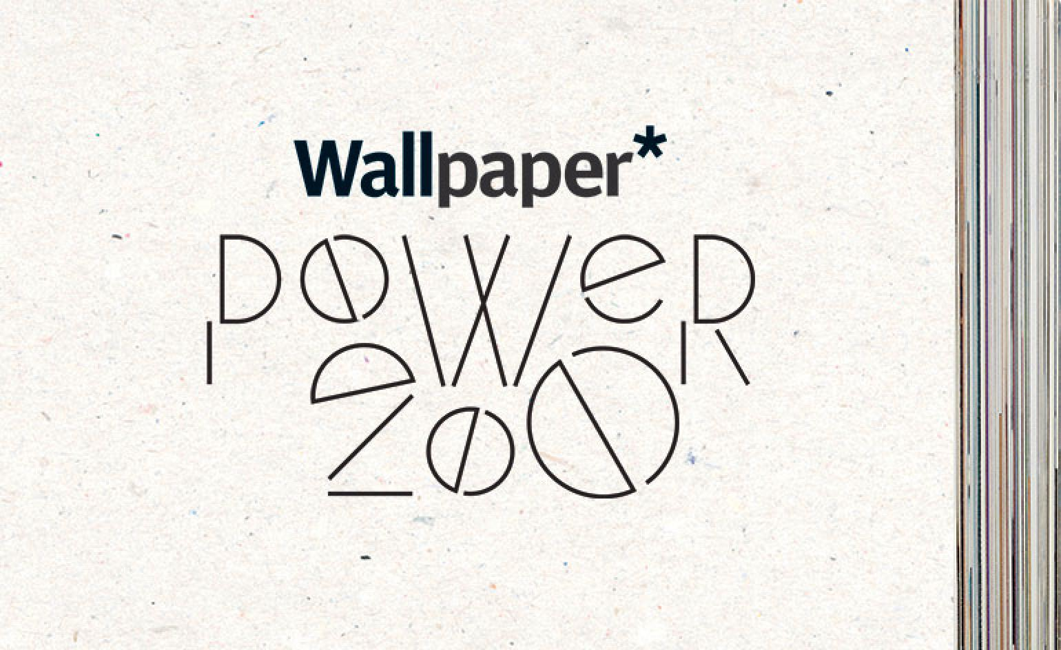 Wallpaper Writing Wallpaper Power 200 The World S Top Design Names And Influencers