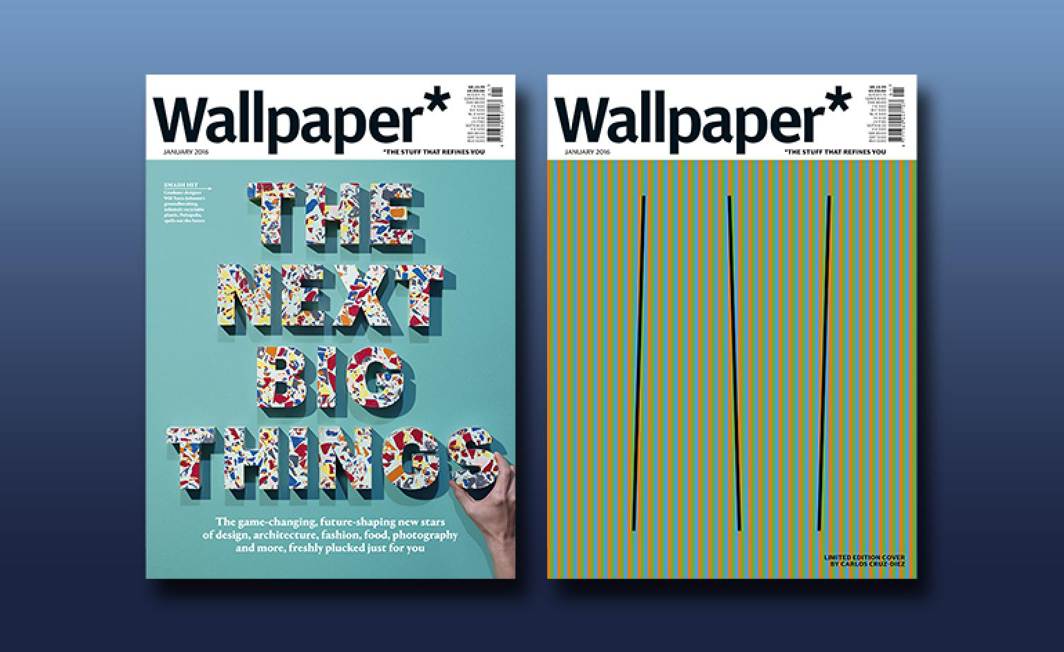 Wallpaper Magazine Kitchen Design Inside The January 2016 Issue Of Wallpaper Wallpaper