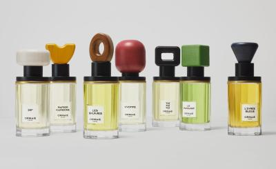 Ormaie fragrance inspired by modernist design greats ...