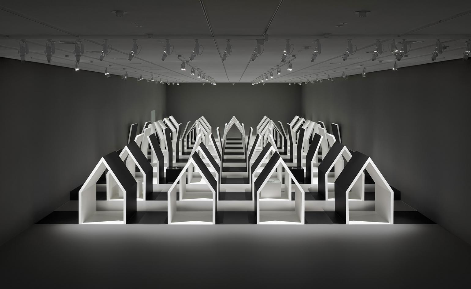 Charlotte Interior Designers Nendo Turns Mc Escher's Optical Illusions Into A Reality