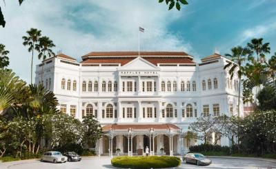 Book published ahead of Raffles Singapore reopening 2019 ...