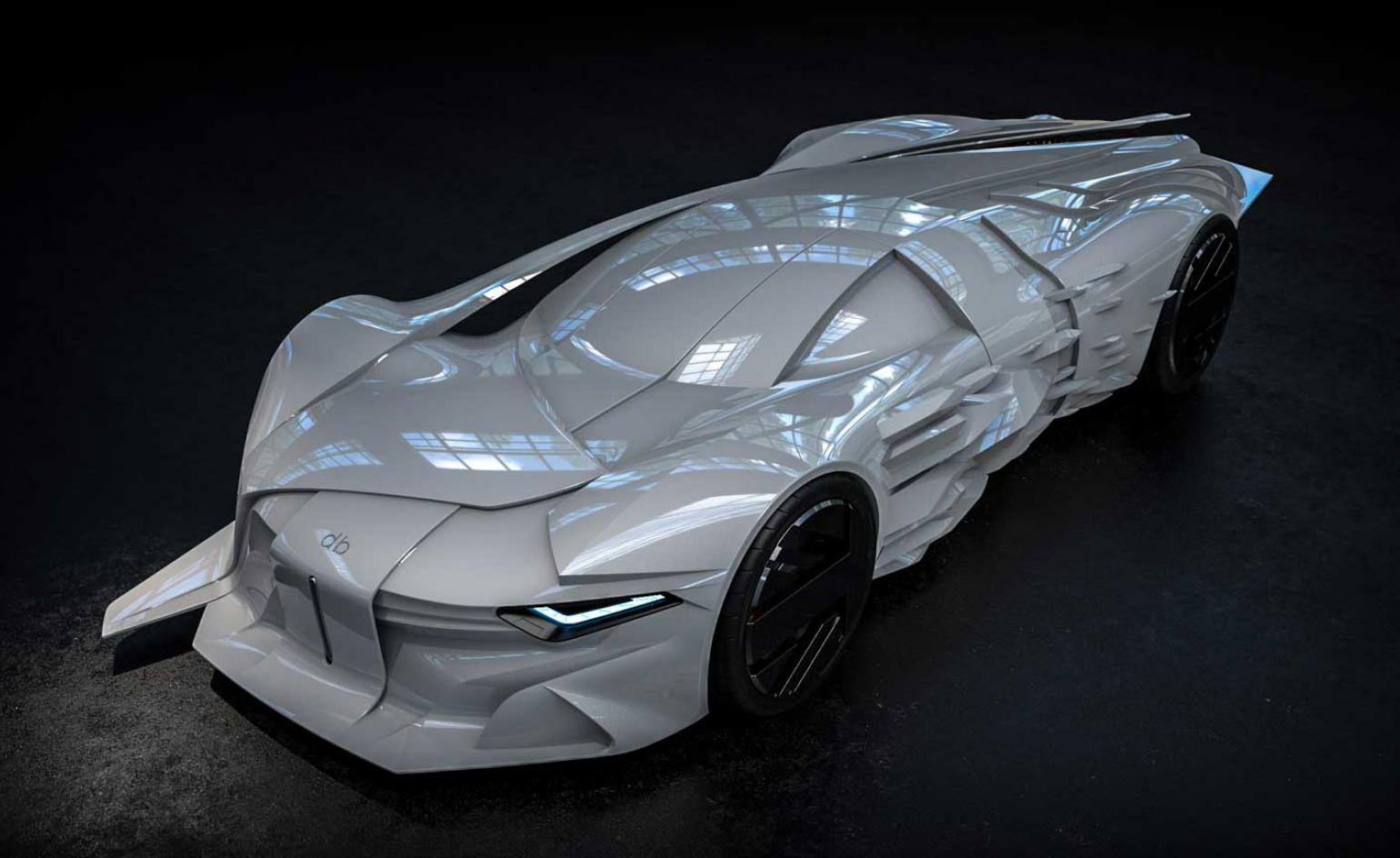 3d Wallpaper For Drawing Room David Bowie S Tribute Car Finally Realised After 21
