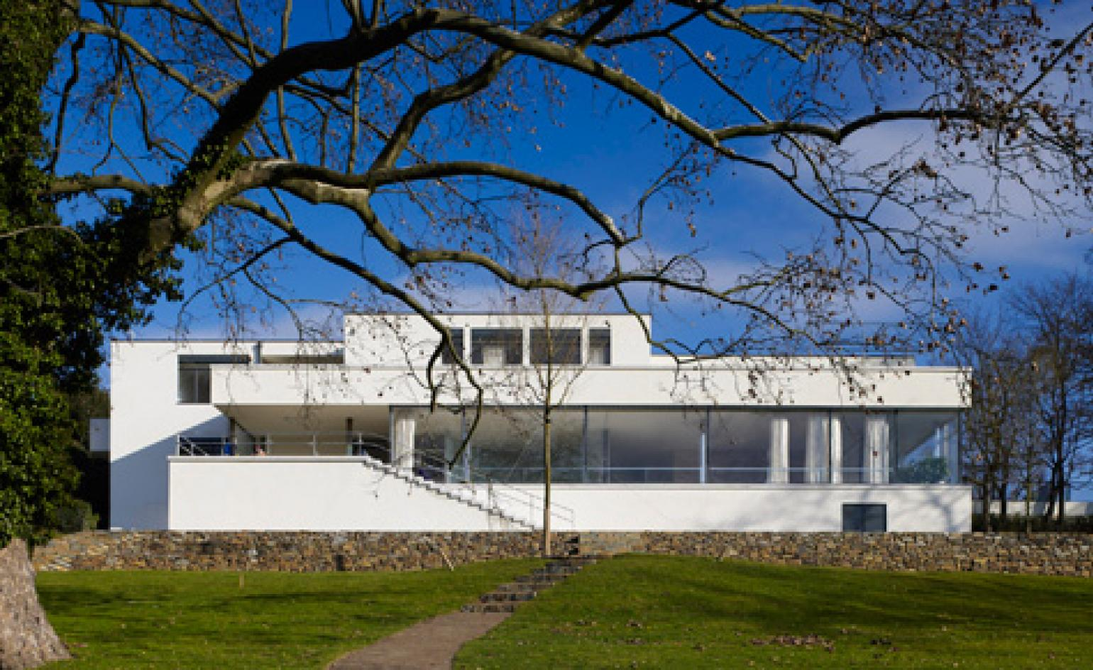 Villa Tugendhat Ludwig Mies Van Der Rohe S Villa Tugendhat Returns To Form