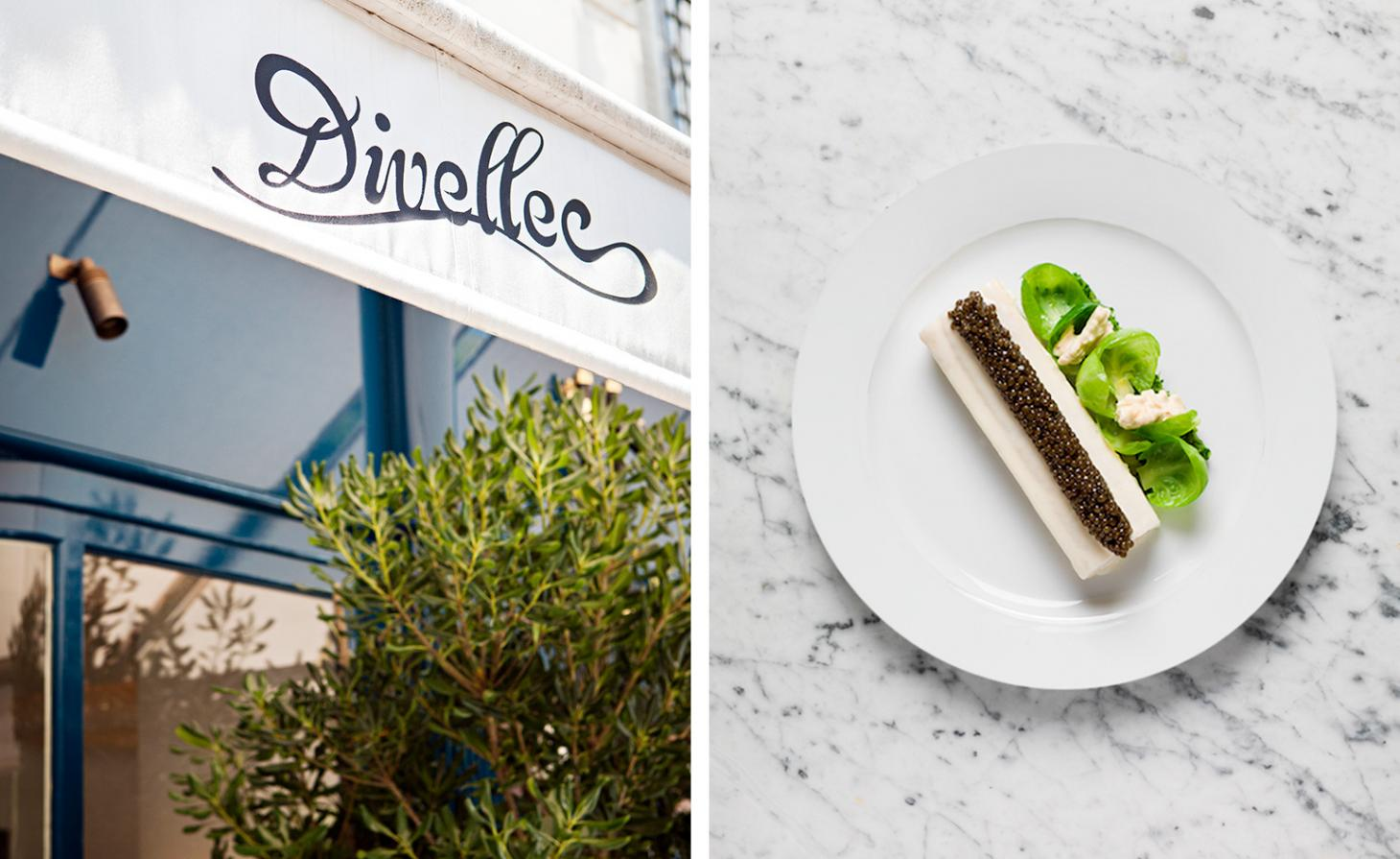 Divellec Restaurant The Pacauds Reopen Le Divellec Resteraunt In Paris