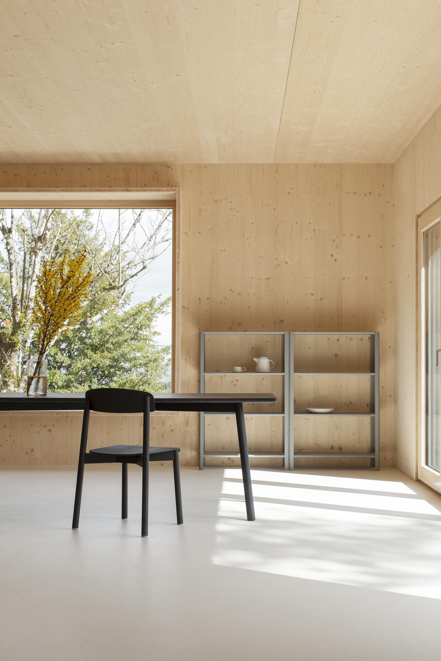 Home And Harmony Möbel A Minimalist Sustainable Prefabricated Wood House In