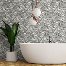 Bathroom wallpapers : Wallpaper Direct