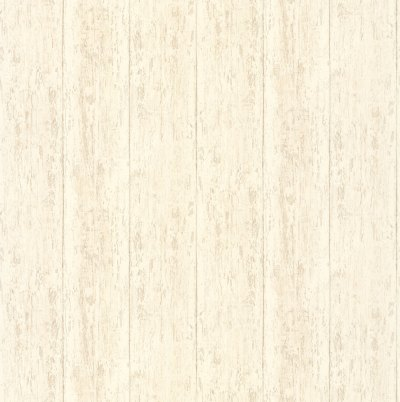 Wood Panel Off White by Albany - Off White : Wallpaper Direct