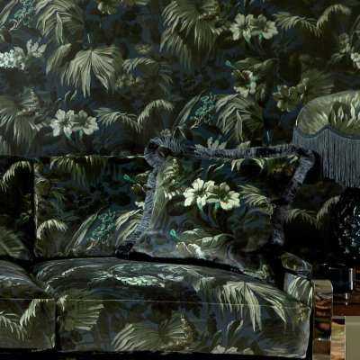 Limerence by House Of Hackney - Ink : Wallpaper Direct