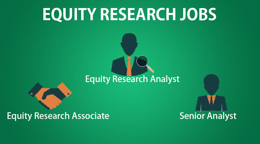 Equity Research Jobs Equity Research Analyst  Associate Career Path