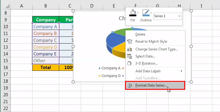 Pie Chart in Excel (Uses, Types, Examples) How to Create Pie Chart?