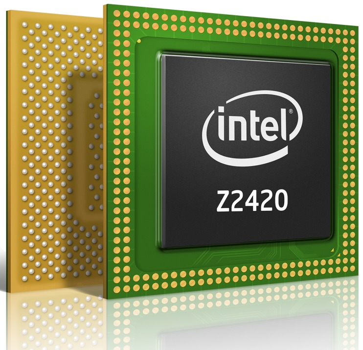 Intel Aims for Mobile Space with the 32nm Atom Z2420 Lexington SOC
