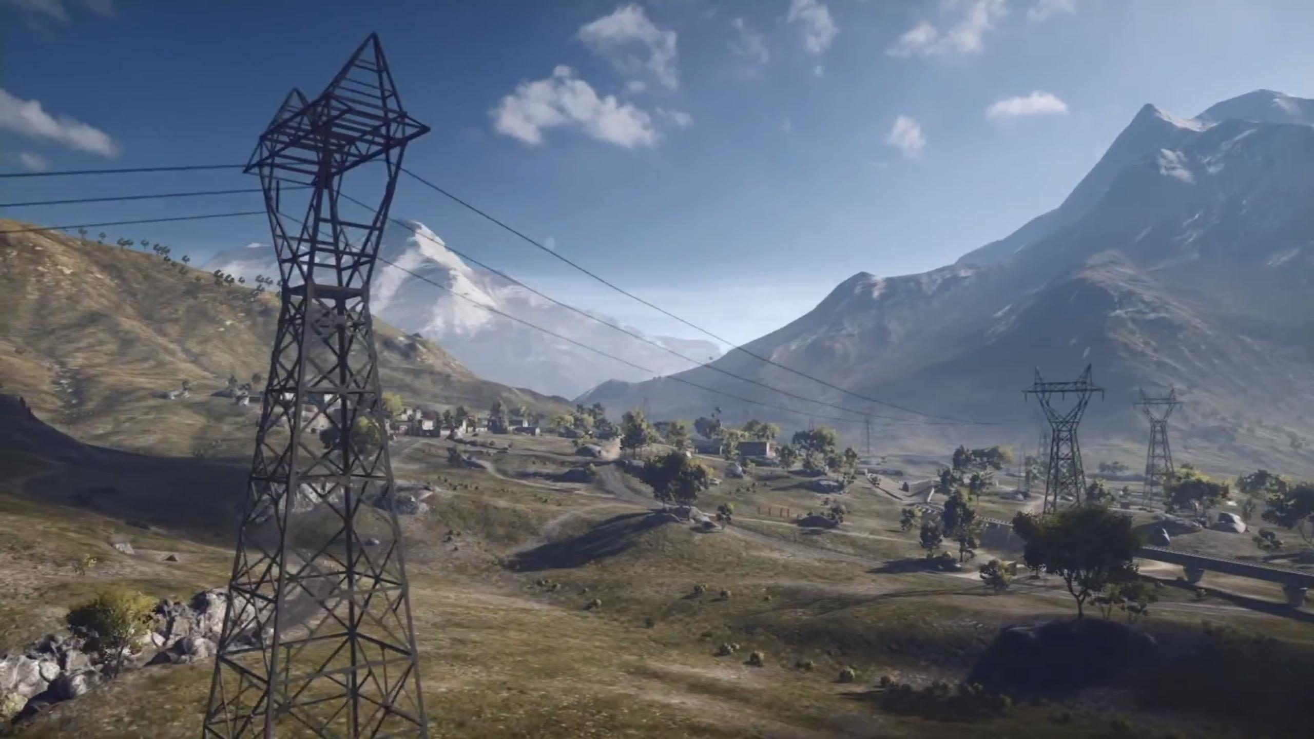 Fall Moving Wallpaper Battlefield 4 Multiplayer Trailer Shows New Maps Intense