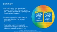"""Intel's 14nm Core M Series """"Broadwell-Y"""" Processors With 4 ..."""