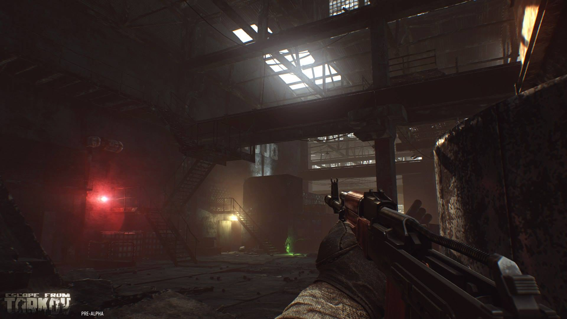 Titan Fall 2 Hd Wallpaper Escape From Tarkov May Be Coming To Consoles New Stunning