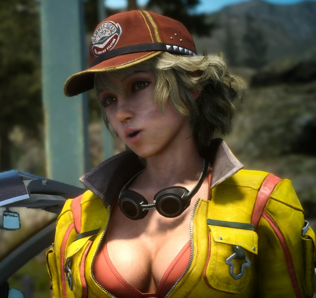Skyrim Girl Wallpaper Final Fantasy Xv Director Assures 2016 Release In New Year
