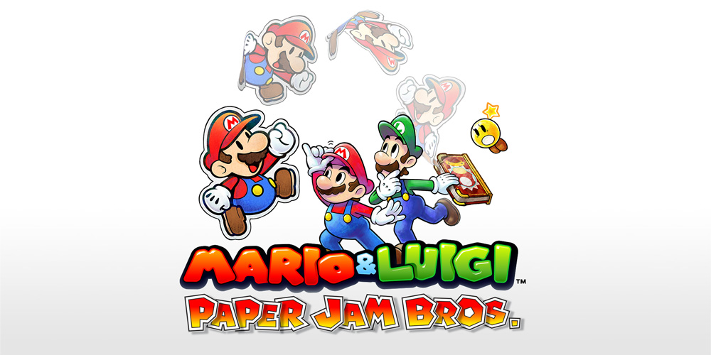 Mario Luigi Paper Jam Bros Review