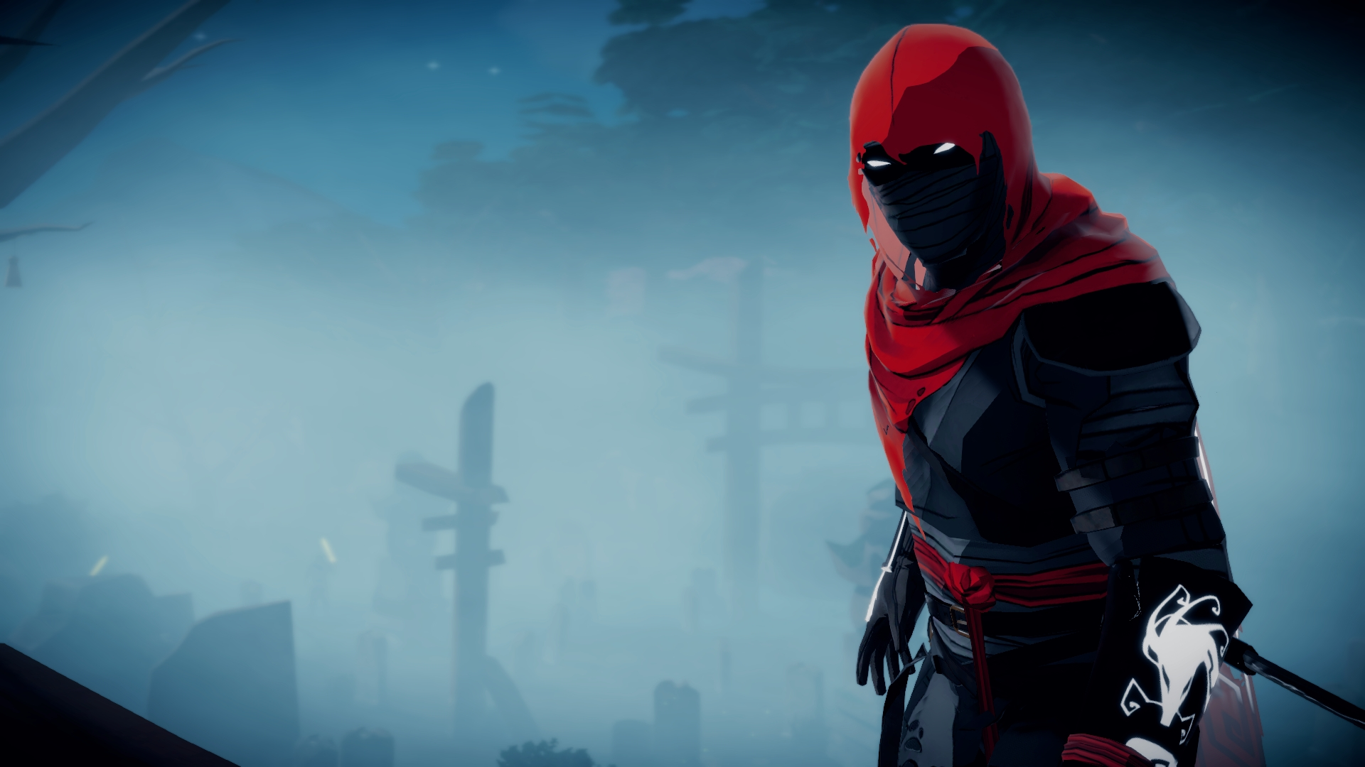 Nintnedo Fall Wallpapers Stealth Game Twin Souls Is Now Named Aragami Will Launch