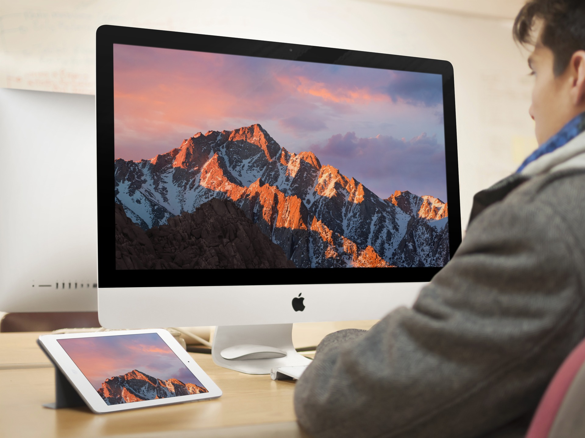 Hacker Wallpaper Hd 1366x768 Download Macos Sierra And Ios 10 Wallpaper High Res
