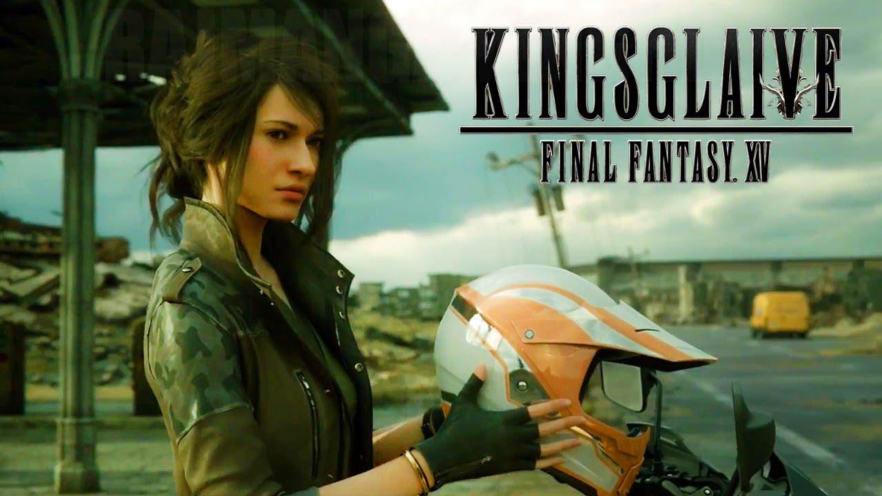 Final Fantasy Girl Wallpaper Kingsglaive Final Fantasy Xv Review Enjoyable But Not