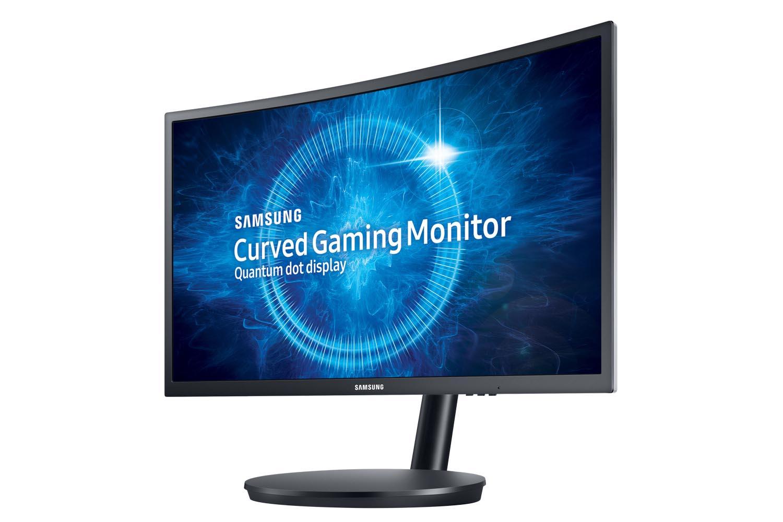 Fullsize Of Curved Vs Flat Monitor
