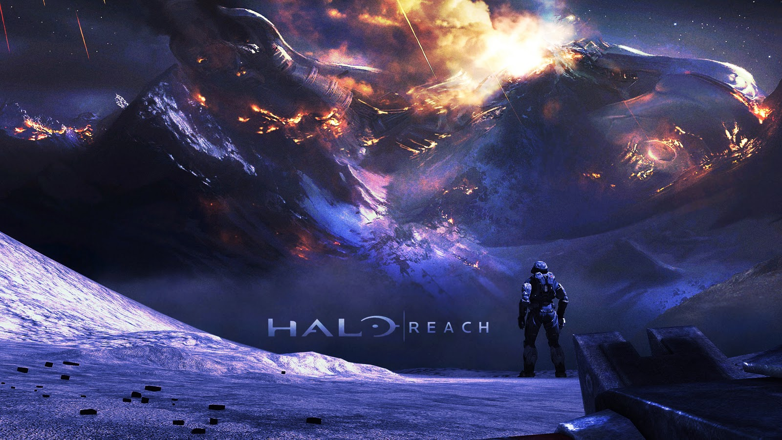 Wolfenstein Hd Wallpapers Halo Reach Backwards Compatibility Patch Greatly Improves
