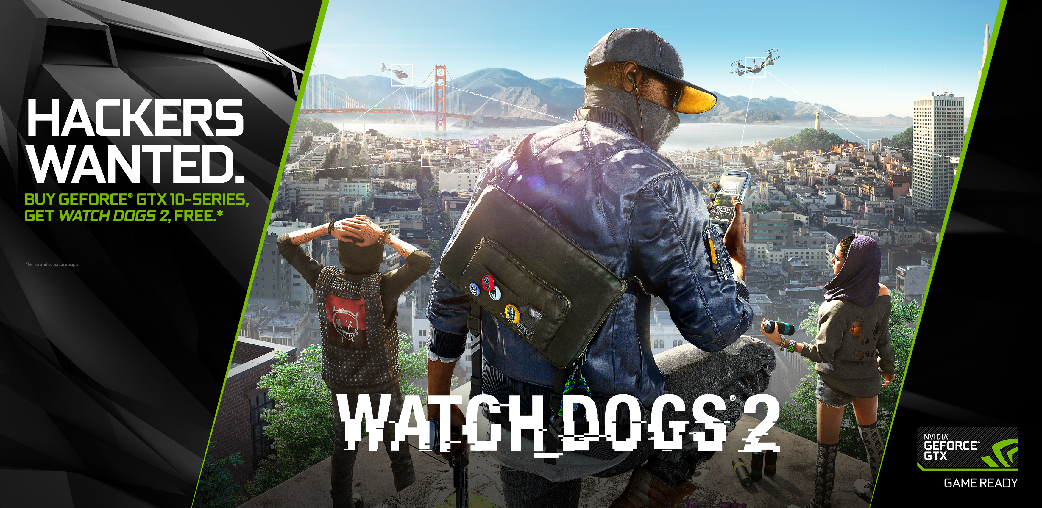 Cool Car Game Wallpapers Watch Dogs 2 Pc Gets Nvidia Gameworks Trailer