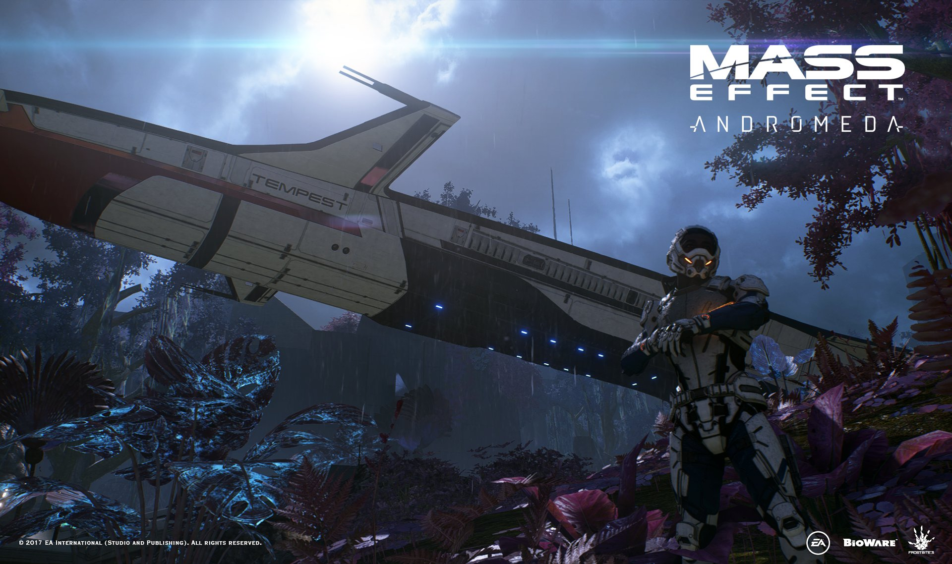 Mass Effectandromeda Mass Effect Andromeda Hdr Will Enhance Immersion Nvidia Ansel Is