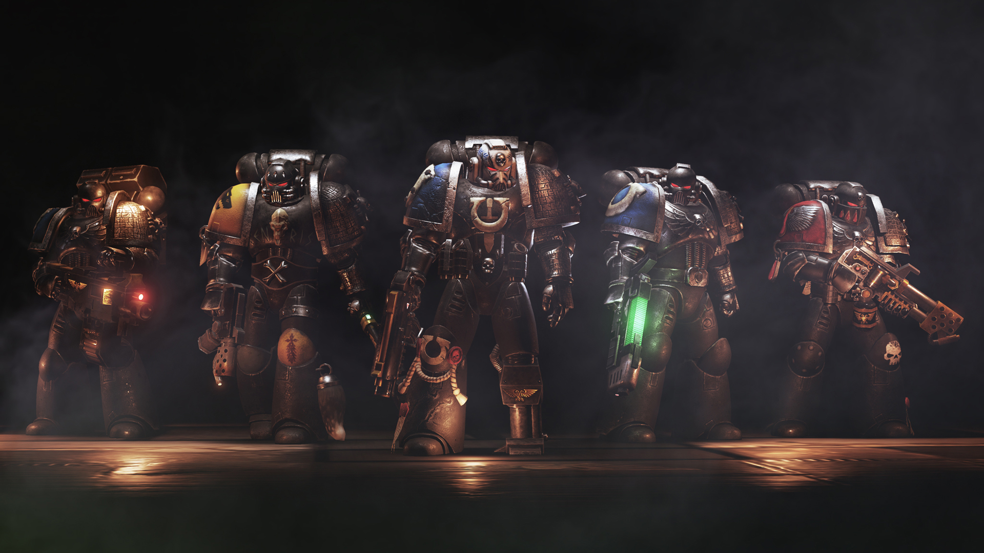 Ps4 Wallpaper Hd Warhammer 40 000 Deathwatch Coming To Playstation 4 In