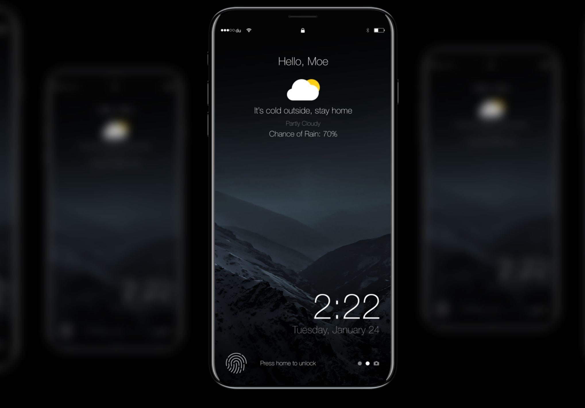 3d Depth Wallpaper S8 Iphone 8 Reported To Get Revolutionary Front Camera Sensor