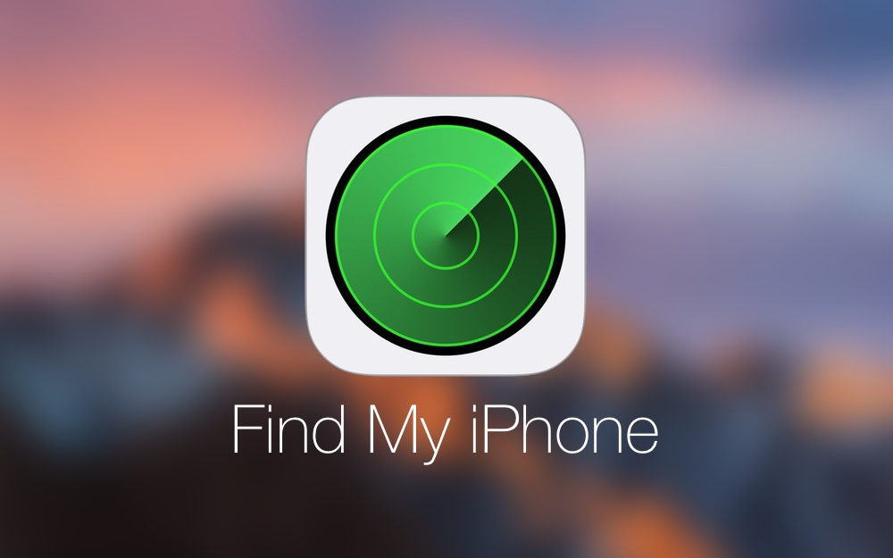 where is my iphone
