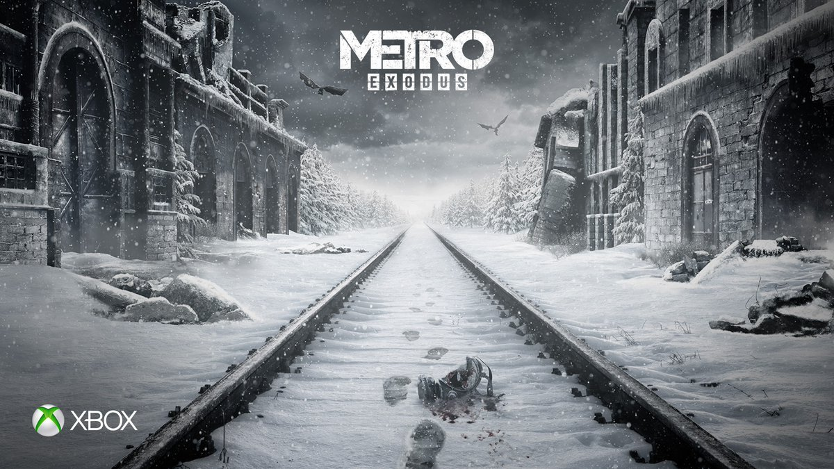 Metro 2033 Wallpaper Hd Metro Exodus Is An Open World Fps Out Next Year For Xbox