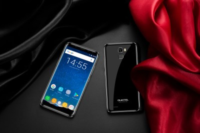 OUKITEL K5000 Aims to Deliver a Near Bezel-Less Phone Paired With a Massive Battery