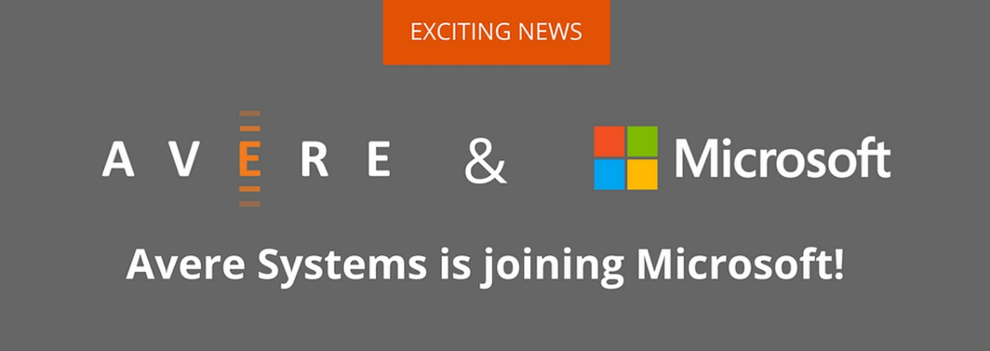 Microsoft Acquires Avere Systems To Accelerate High Performance