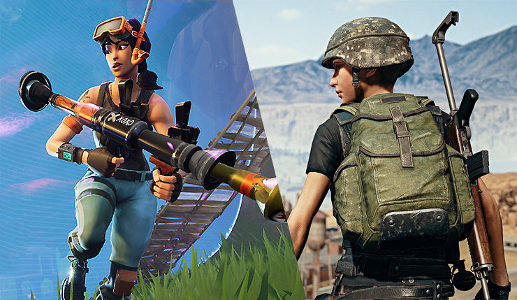 Fortnite Tops Console Charts, Loses to PUBG on PC in June According