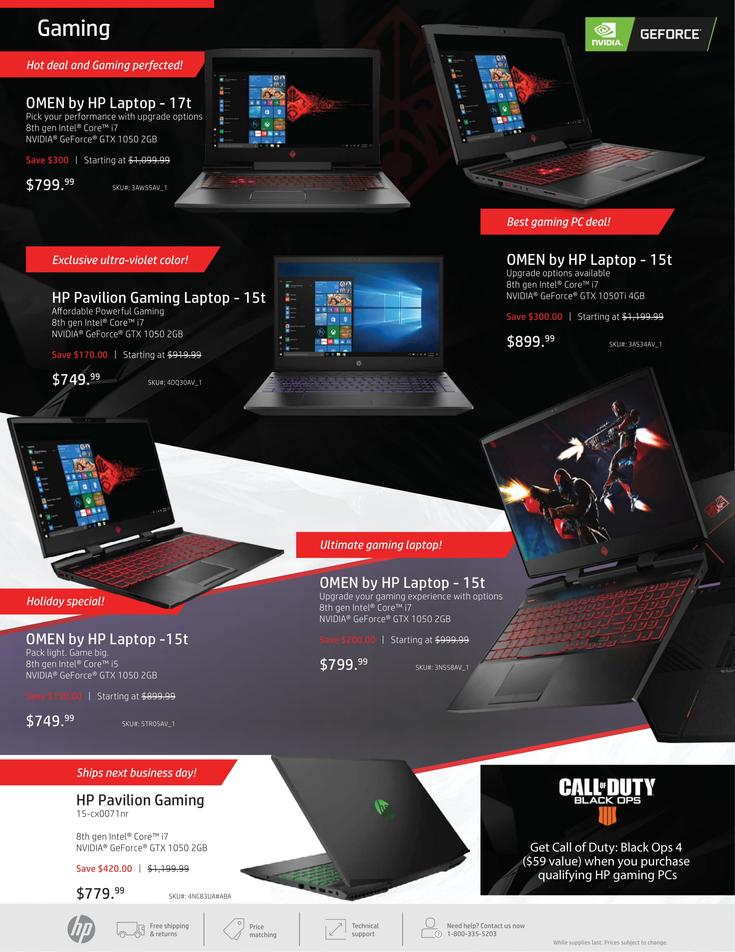 Black Friday Top Deals Hp Pre Black Friday Sale Is Live Early Preview Of Black Friday