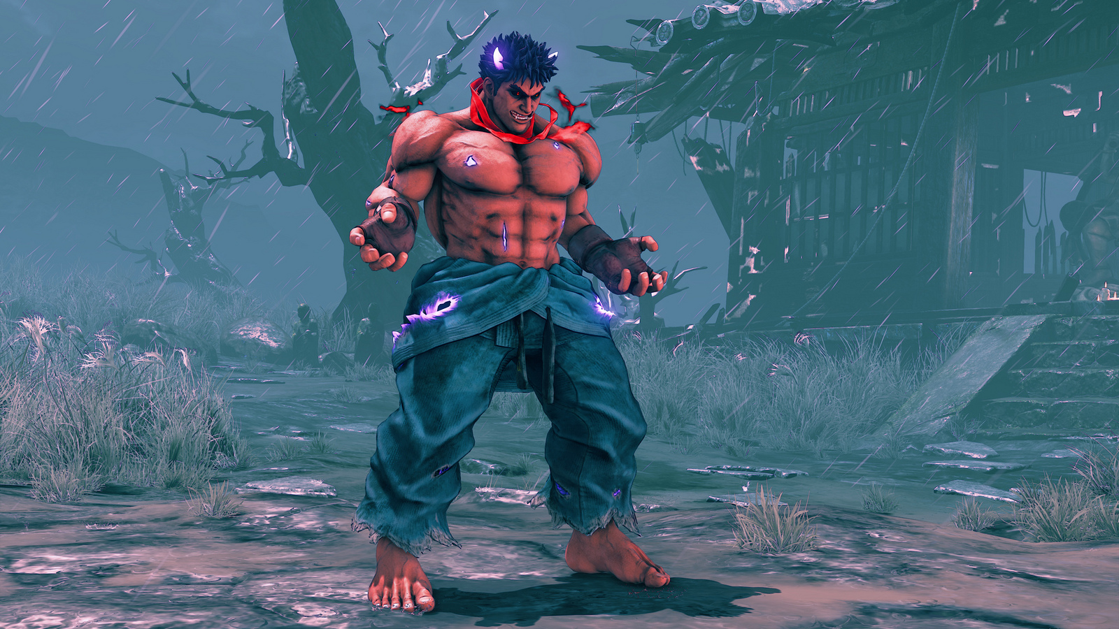 3d Rose Live Wallpaper For Pc Street Fighter V New Dlc Character Kage Balance Changes