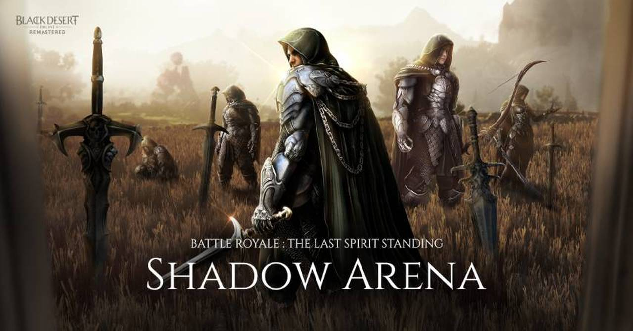 Cuisine Royale Guide Black Desert Online S Shadow Arena 50 Man Battle Royale Mode