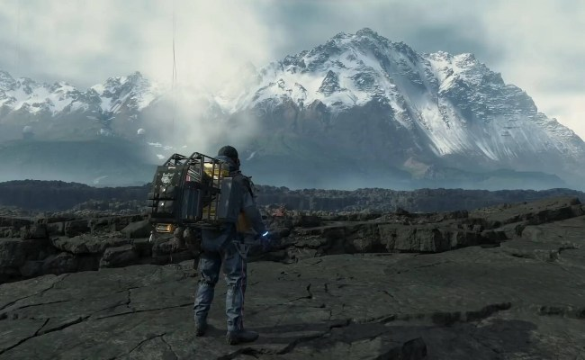 Death Stranding Latest Screenshot Shows Great Attention To Detail Launch Event May Be Held