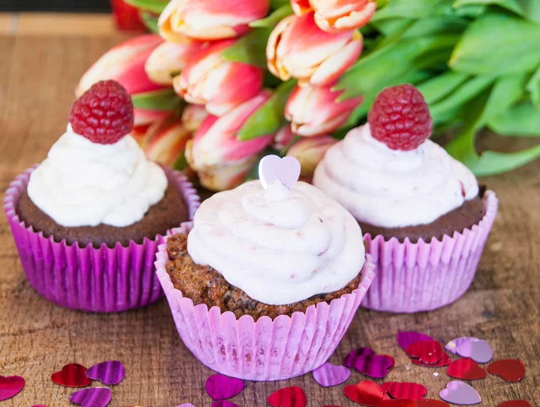 Valentinstag Kuchen Miss Golosinas Herzchen Zum Valentinstag