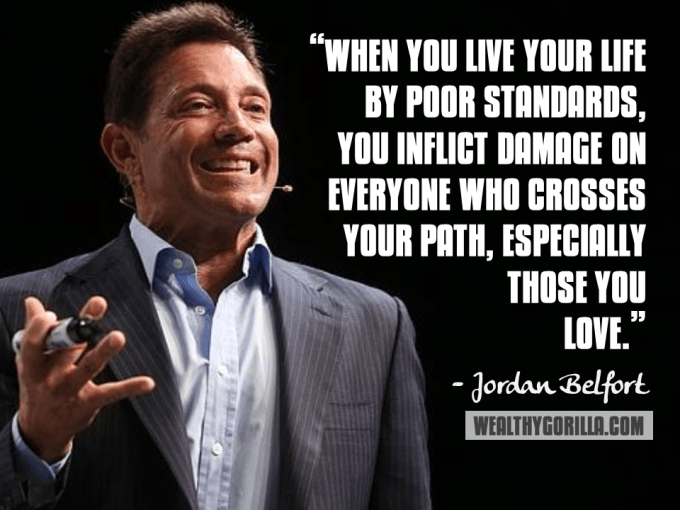 Wolf Of Wall Street Quotes Hd Wallpaper 23 Fearless Jordan Belfort Quotes That Ll Motivate You