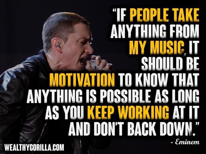 Eminem Wallpaper Iphone 5 66 Greatest Eminem Quotes Amp Lyrics Of All Time Wealthy
