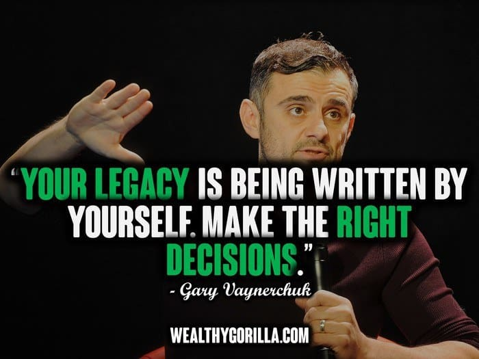 Make Your Own Quote Wallpaper Free 37 Gary Vaynerchuk Quotes Filled With Wisdom Wealthy Gorilla