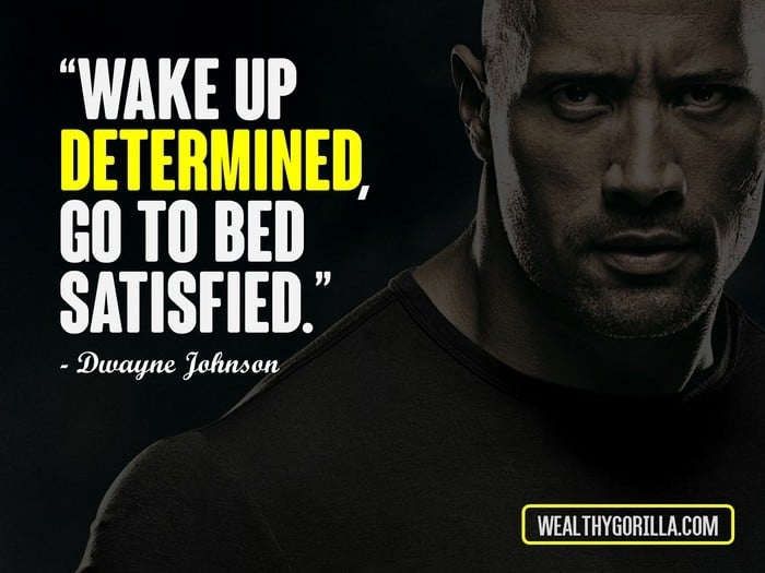 Willpower Quotes Wallpaper 25 Motivational Dwayne Johnson Quotes The Rock Wealthy