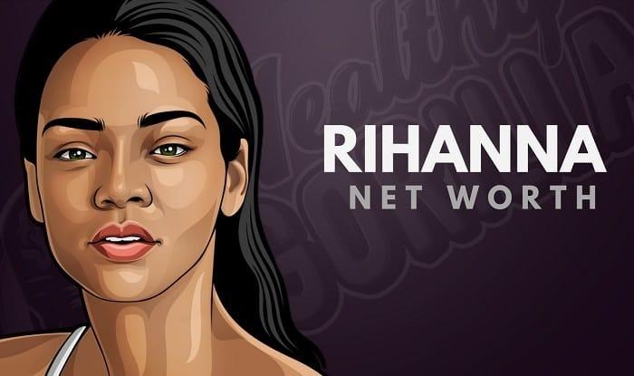 Rihanna\u0027s Net Worth in 2018 Wealthy Gorilla