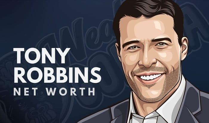 Tony Robbins\u0027 Net Worth in 2018 Wealthy Gorilla