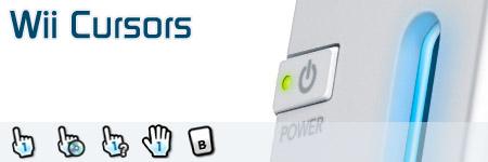 wii cursors by allewun Temas Para Windows XP Convierte Tu Escritorio en Una Wii