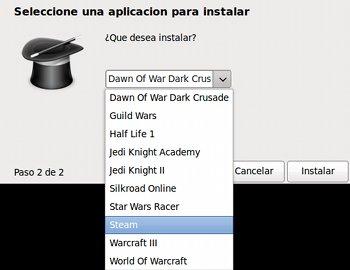 instalar Instalar Juegos de Windows en Linux